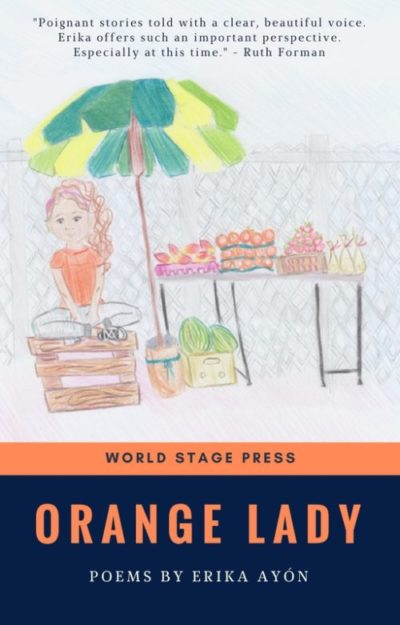 orange lady new cover (version 2)