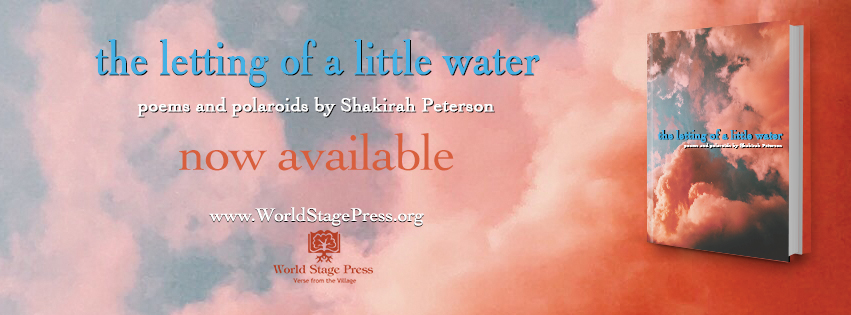the letting of a little water Shakirah Peterson