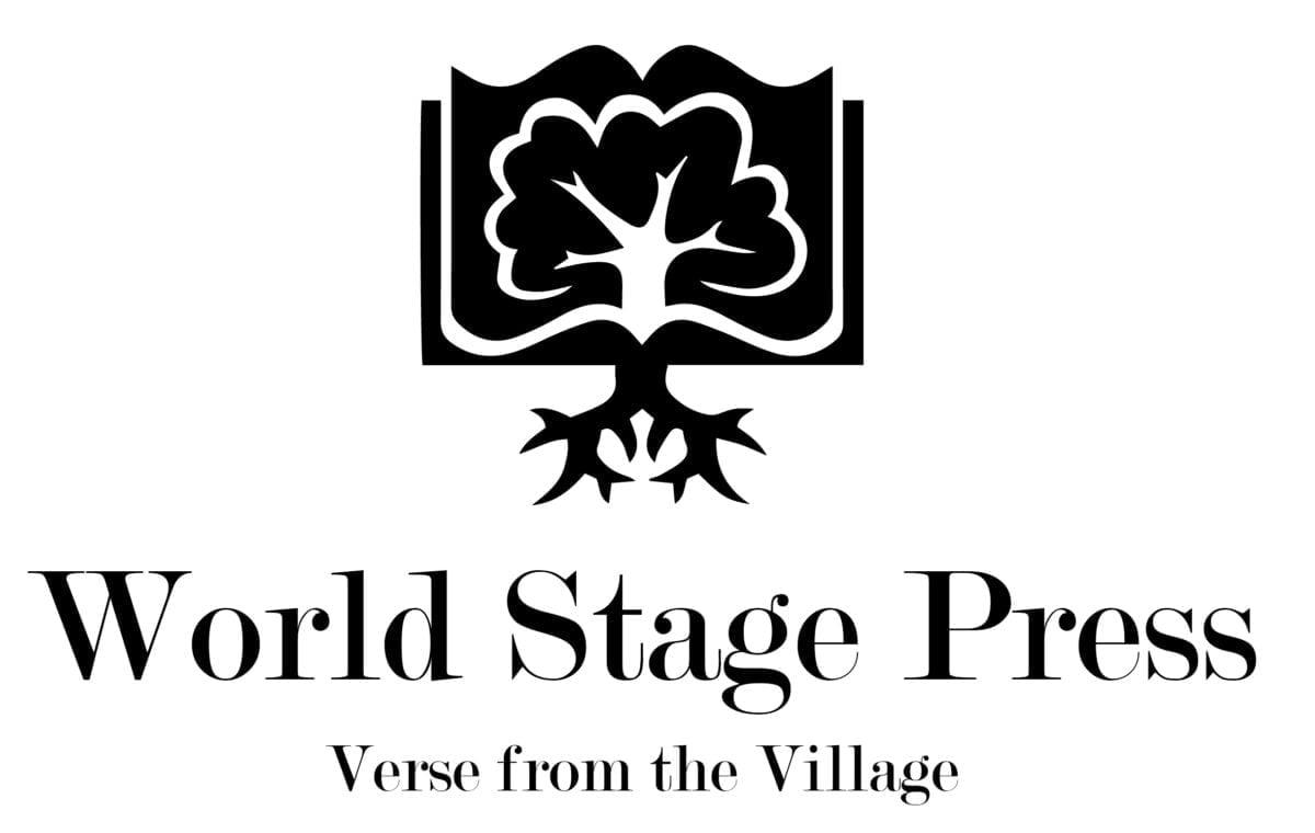 world stage press logo vertical